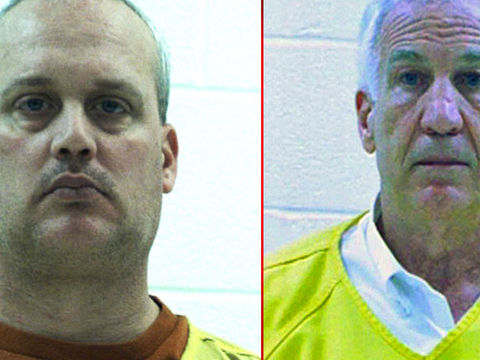 Convicted child molester Jerry Sandusky's son arrested for child abuse