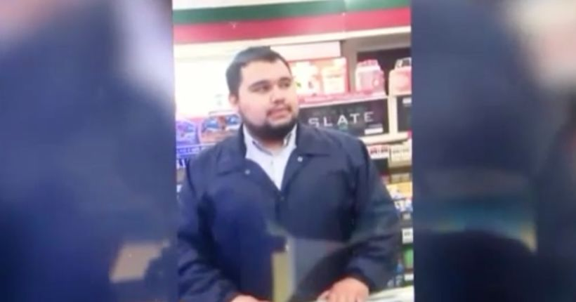 Video leads to arrest of 7-Eleven clerk who allegedly recorded woman in restroom