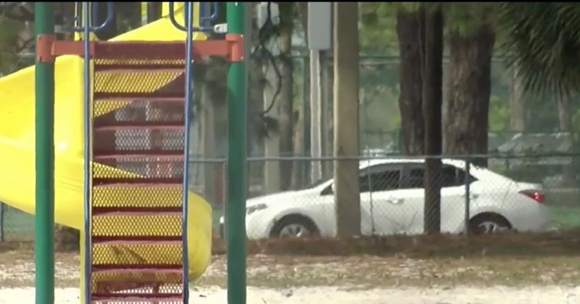 Police step up patrols after 5-year-old is found chewing used condom on playground