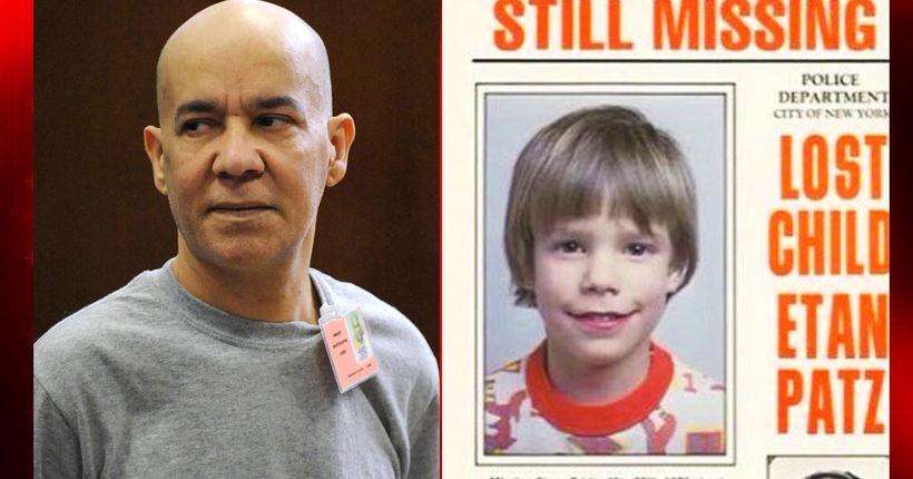 Former SoHo store clerk sentenced in 1979 case of missing boy Etan Patz