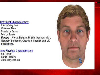 Composite image released in 2007 Valentine's Day murder