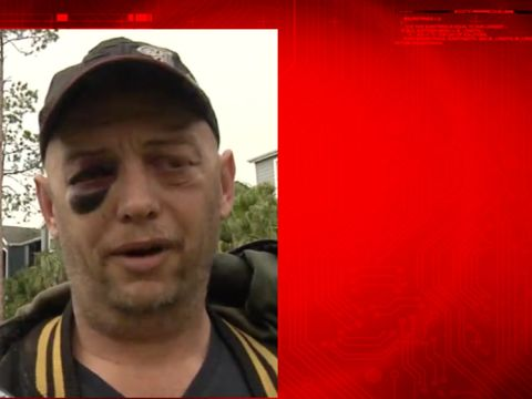 Men plead no contest to beating veteran who tried to save turtle