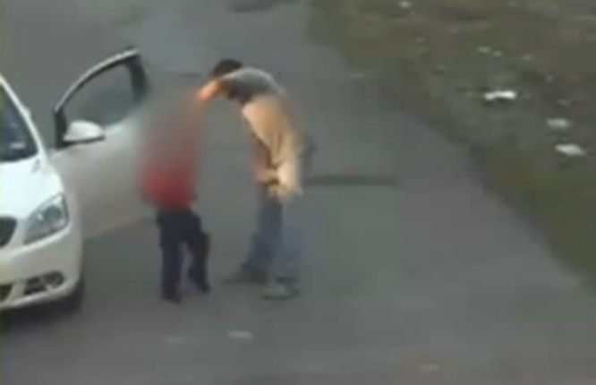 Video: Man beats 7-year-old 62 times for lost phone charger