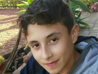 MISSING: Elias Rodriguez, 14, leaving school Friday
