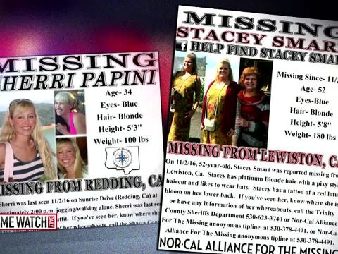 NorCal woman vanishes near time and place of Papini abduction (Pt. 1)