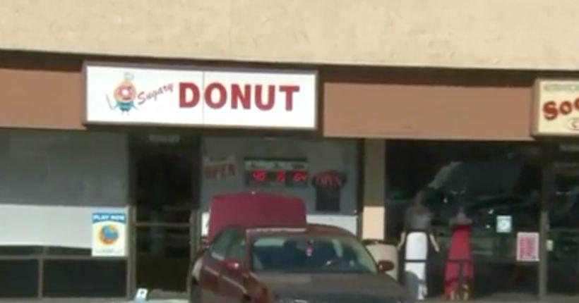 Employee kills suspected burglar who broke into doughnut shop