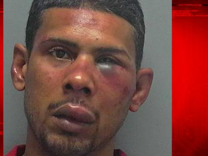 Homeowner trained in jiu-jitsu bloodies suspected burglar