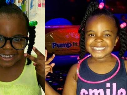 8-year-old girl shot dead after traffic crash; female suspect sought