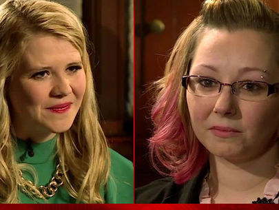 Exclusive: Elizabeth Smart sits down with Amanda Berry