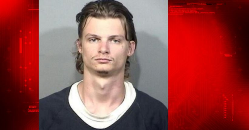 Man accused of beating pregnant girlfriend in stomach with chair