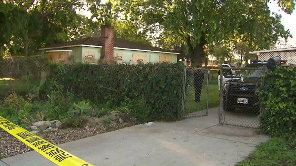 Man finds human remains while digging in backyard of home