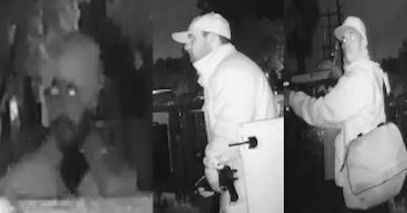 Video: Armed men wanted in connection with Placentia homicide