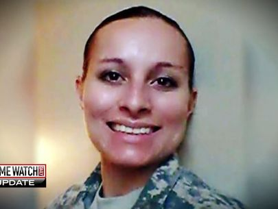 Update: Remains identified as missing soldier; ex-husband charged in murder
