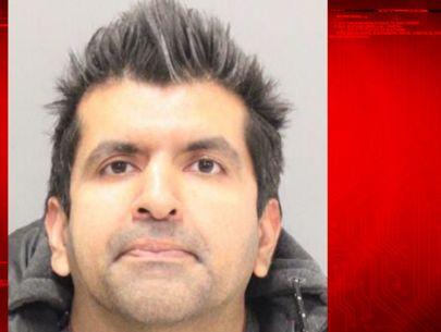 Man arrested for allegedly stalking at least 19 girls