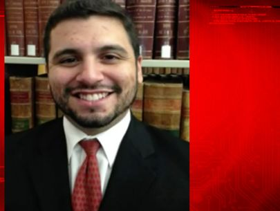 Defense lawyer's pants catch fire during trial