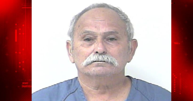 Driver, 70, accused of road rage, pulling gun