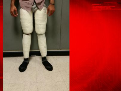 JFK catches man with $164K worth of cocaine 'busting out of his pants'