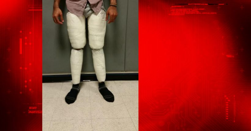 Man with $164K worth of cocaine 'busting out of his pants' caught at JFK: officials