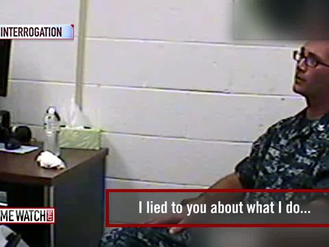 Sailor's sins: Navy man caught on camera soliciting wife's death (Pt. 3)