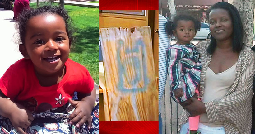 Baby daughter missing; Mysterious logo may hold key to mother's murder in San Francisco