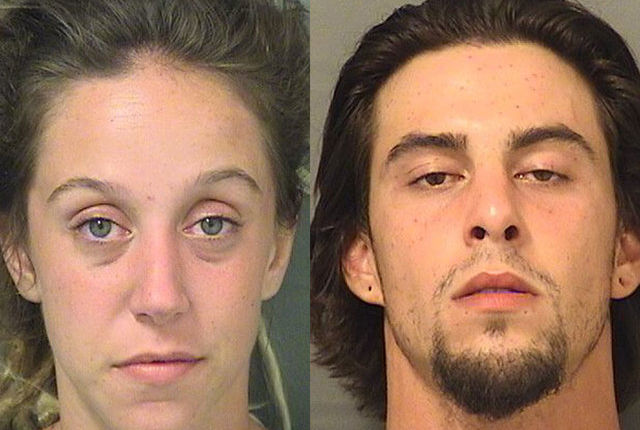 Man and his girlfriend rob his mother at gunpoint for painkillers