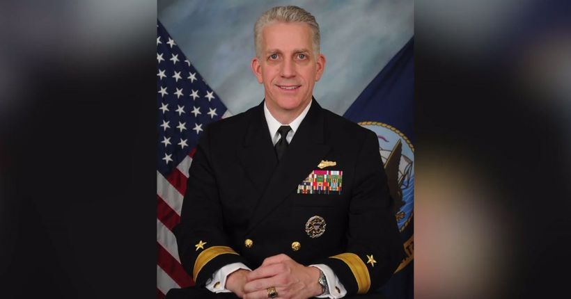 Admiral, 8 others charged with corruption in 'epic' bribery case