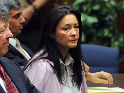 Woman acquitted in model slaying may sue police detective