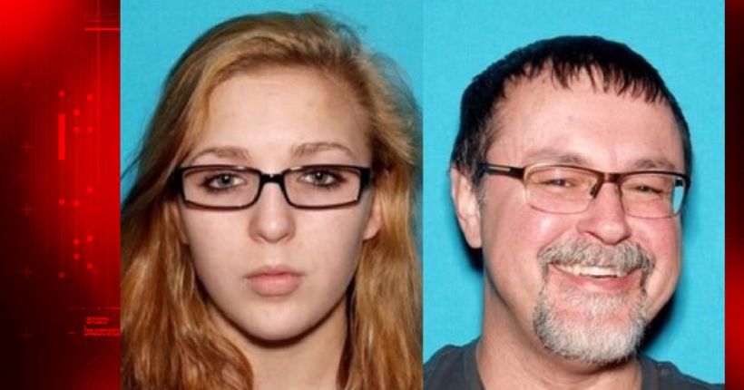 Amber Alert issued for teen believed to be traveling with former teacher