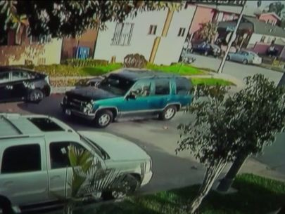 Suspect sought in hit-and-run crash that killed 5-year-old