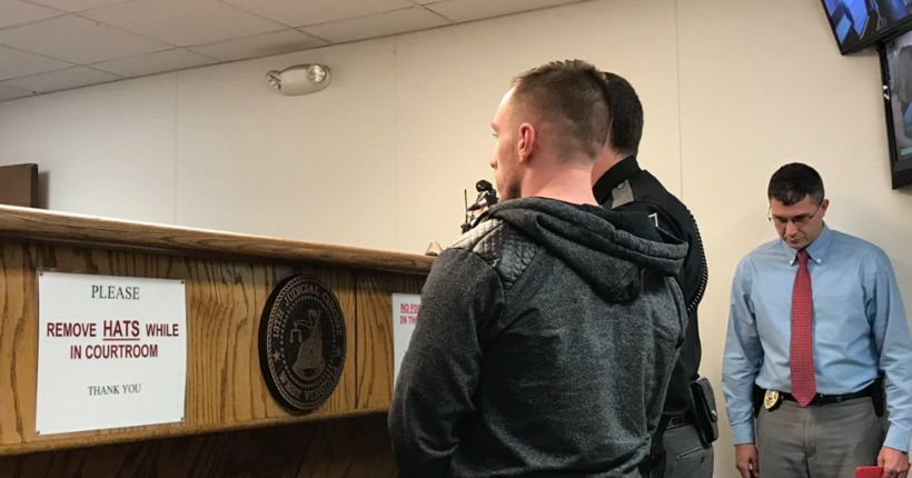 Man accidentally confesses to rape during police job interview
