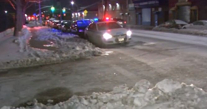 Snowplow driver finds teen shot dead in Brooklyn