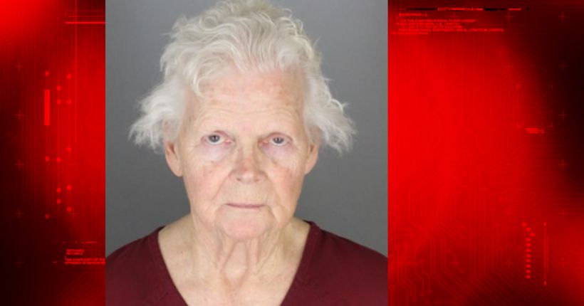 85-year-old grandmother sentenced to jail after drunk driving crash
