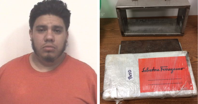Deputies seize several pounds meth, cocaine from man