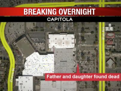 Police: Father kills 8-year-old girl in Capitola Mall murder-suicide