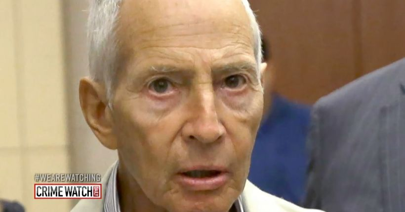 Judge orders Robert Durst to stand trial for 2000 slaying of his best friend