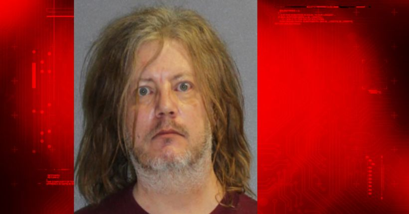 Son arrested after mother dies on bathroom floor covered in feces, police say