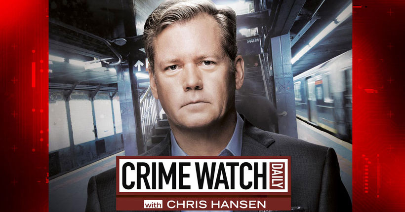 'Crime Watch Daily With Chris Hansen' Receives Two Daytime Emmy® Nominations