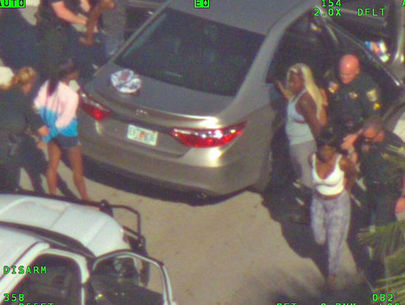 Women accused of stealing hundreds in liquor, offer to pay when pulled over