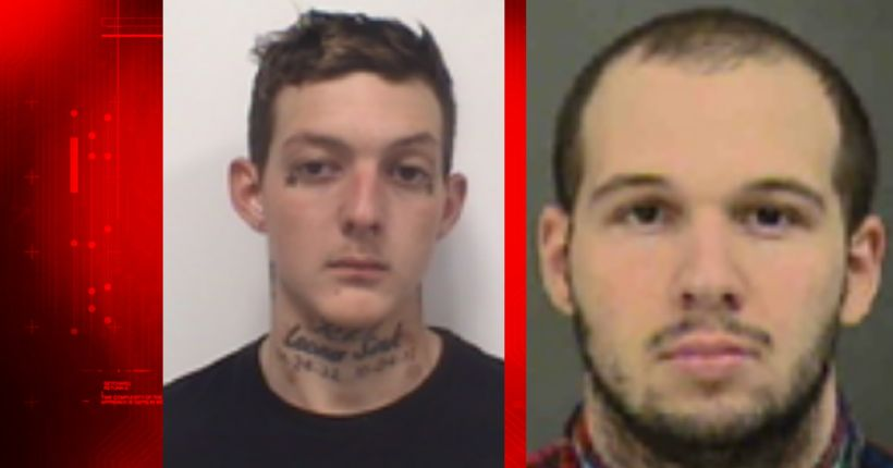 Duo arrested on multiple drug charges