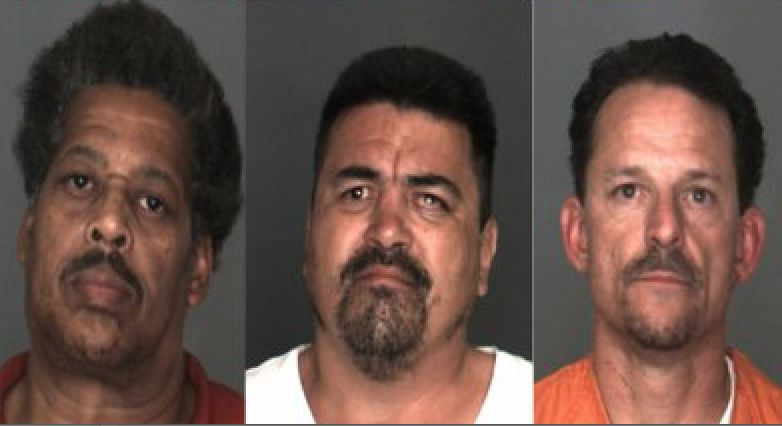 3 men arrested on suspicion of sex crimes with underage girls; deputies investigating