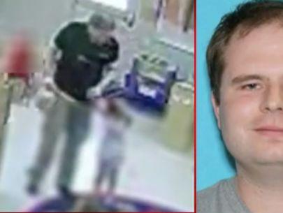 Day care worker filmed slamming child to ground
