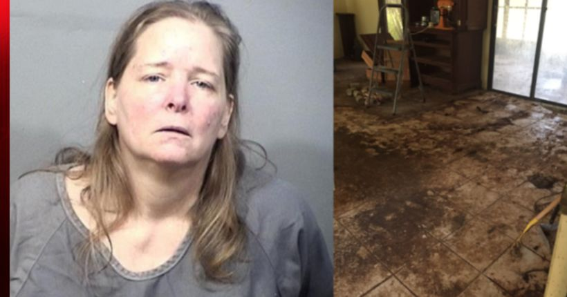 Dog rescued from home may have to be euthanized, police say