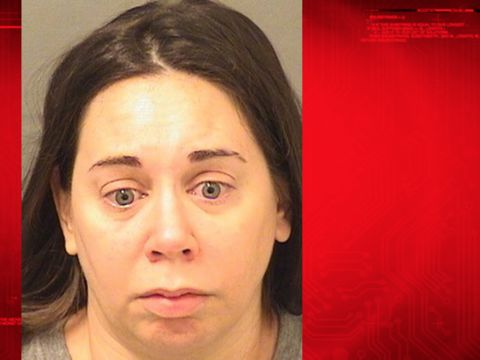 Woman accused of committing prostitution from home she was renting