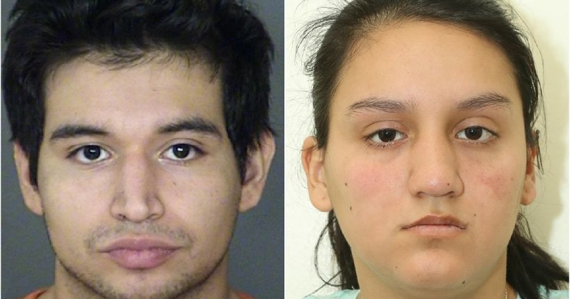 Couple indicted, accused of causing 'horrific injuries' to 21-month-old girl