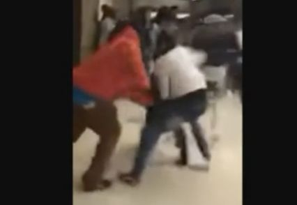 Video: Brawl at Chicago's United Center during McDonald's All-American game