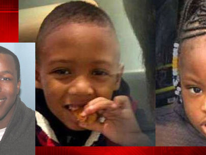 Cleveland-area kids reunited with family; suspect at large