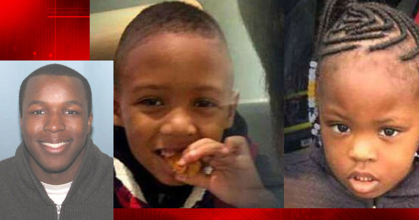 Children reunited with family after Amber Alert canceled; suspect has not been caught