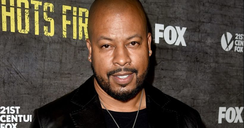'Empire' actor Morocco Omari charged with domestic battery