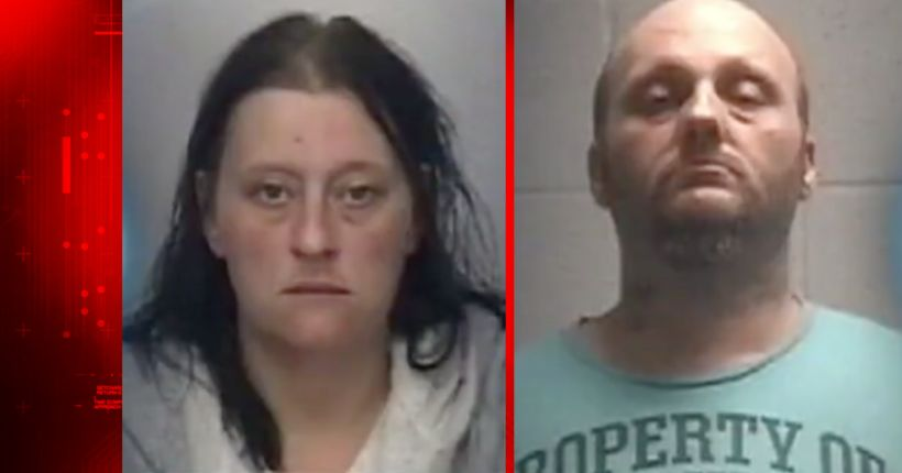 6-month-old girl in critical condition; parents charged with child abuse