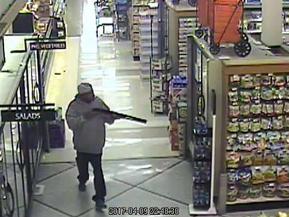 Police fatally shoot man who walked into Stater Bros. with shotgun